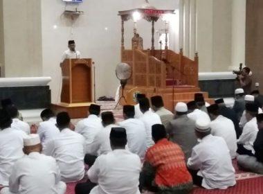 Pelaksanaan Tabligh Akbar 1 Muharram 1441 H.