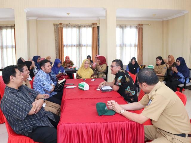 Penyerahan Tim Verlap KKS ke Pemkab Bulukumba.