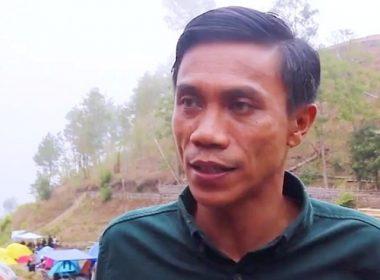 Kemah Buku Kebangsaan Jilid III dihadiri Ketua DPRD Bantaeng.