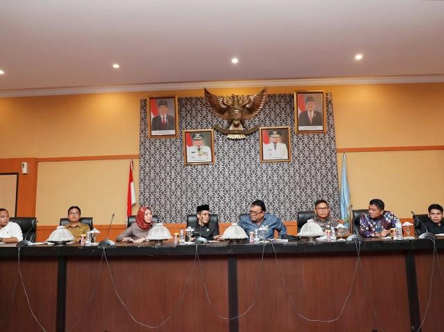 DPRD Muna Barat belajar RTRW Bantaeng.