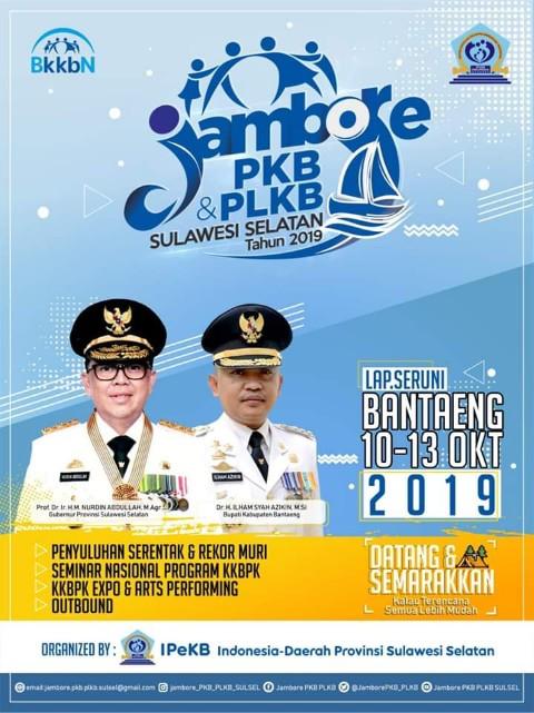 Rangkaian Jambore Jambore PKB dan PLKB 2019.