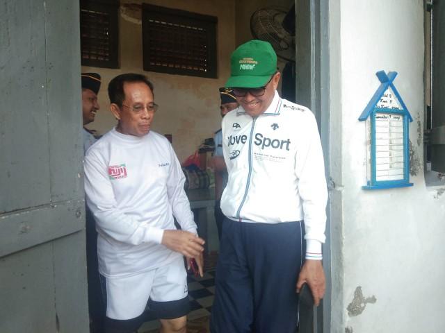 Kebersihan Rutan Klas IIB Bantaeng Dapat Pujian Nurdin Abdullah.