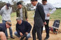 Kunjungan Gubernur SulSel ke Australia.