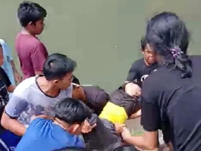 Korban tenggelam Batu Doli Bantaeng.
