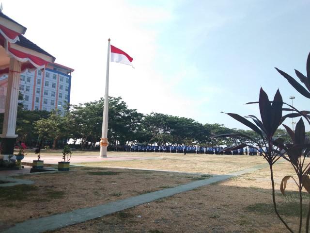 Pelaksanaan Upacara HUT KORPRI di Bantaeng.