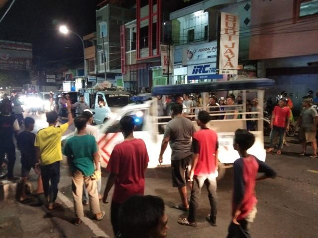 Kecelakaan Lalu Lintas di Bantaeng.