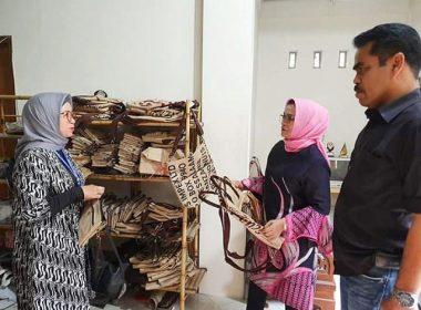 Kunker Liestiaty F Nurdin di Yogyakarta.