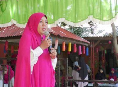 Parenting Sekolah SDN 7 Letta menggelar Maulid Nabi Muhammad SAW.