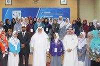 Pembukaan Konferensi Nasional II Bahasa Arab se-Indonesia.