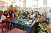 Rapat Parenting Kelas IC SD 5 Lembang Cina.