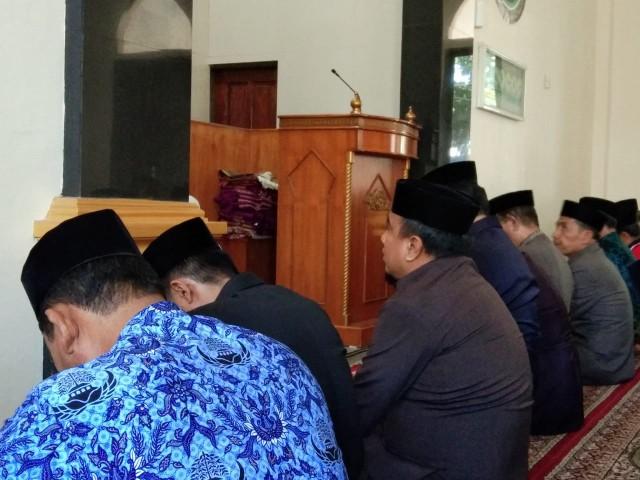 Penundaan Rapat Paripurna DPRD Bantaeng.