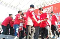 Aplikasi C-Smart milik Telkomsel diterapkan pertama kali di Bantaeng.