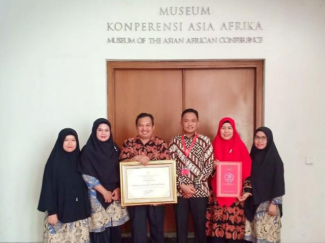 Penghargaan Kabupaten/Kota Peduli HAM.