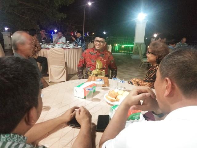 Welcome Dinner Gubernur SulSel.
