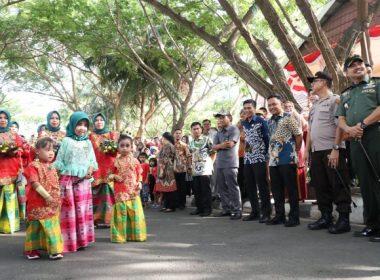 Kegiatan Karnaval Budaya Bantaeng.