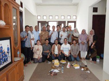Kunjungan kerja Ketua DPRD Bantaeng ke Yogyakarta.
