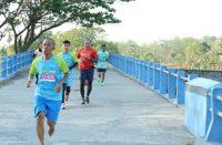 Pelaksanaan Bantaeng Run 10 K 2019.