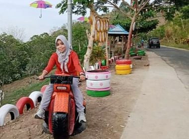 Potensi wisata terbarukan di Kecamatan Sinoa, Kabupaten Bantaeng.