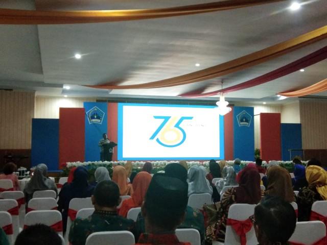 Kegiatan Malam Ramah Tamah Hari Jadi Bantaeng ke-765.