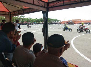 Event Kejurda Road Race.
