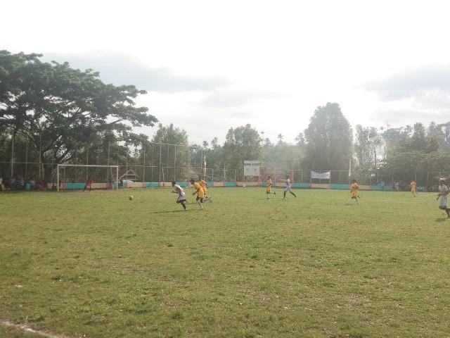 Final Sepak Bola Bupati Cup II.