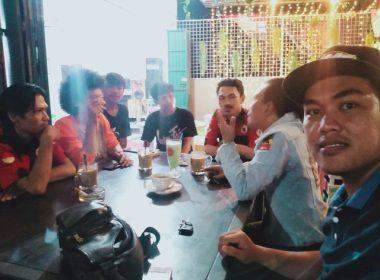 Kegiatan silaturahmi Oi Bantaeng.