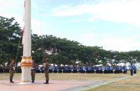 Pelaksanaan upacara HBN 71 dan HKN di Bantaeng.