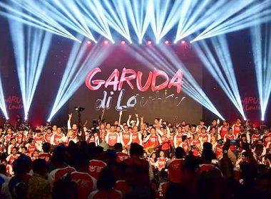 Launching kegiatan Garuda di Lautku.