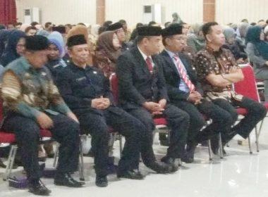 Pelantikan Direktur PDAM Bantaeng.