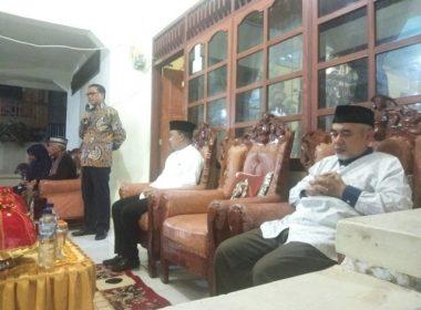 Malam kedua Tausyiyah Almarhum KH Abd Madjid Rudda.