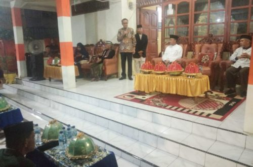 Video Malam kedua Tausyiyah Almarhum KH Abd Madjid Rudda.