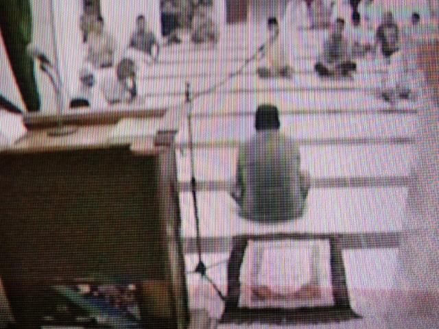 Shalat Jum'at ditiadakan di Masjid Besar Taqwa Tompong Bantaeng.