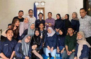 Kunjungan Ilham Azikin ke HPMB Bandung dan Yogyakarta.
