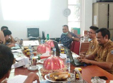 Bappeda Bantaeng melaksanakan FGD Penyusunan Manual Book.