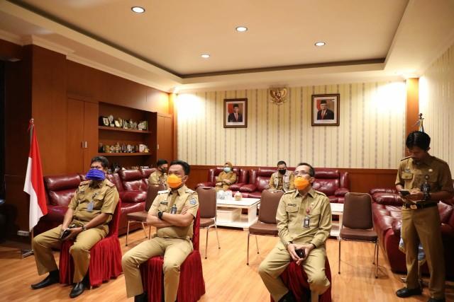 Keberhasilan Kabupaten Bantaeng meraih penghargaan.