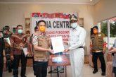 Gubernur SulSel sambangi Posko Induk COVID-19 Bantaeng.