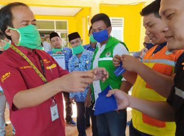 Penanganan COVID-19 oleh Pegadaian Bantaeng.