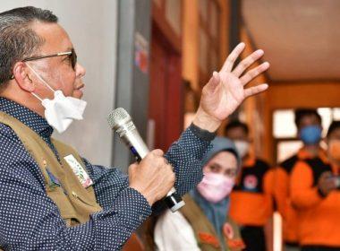 Kunker Nurdin Abdullah ke Lutra.
