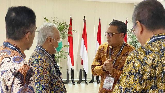 Gubernur SulSel temui Menteri PUPR.