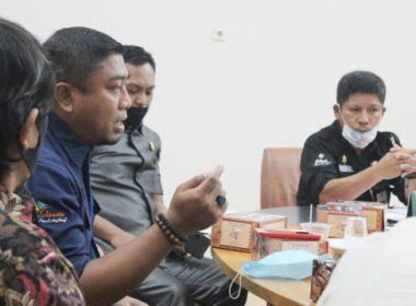 Kunjungan Kerja DPRD dan Dinas Pariwisata Kabupaten Luwu.