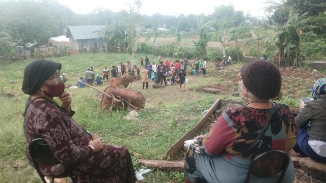 Dompet Dhuafa mengurbankan 150 ekor sapi untuk masyarakat Bantaeng.