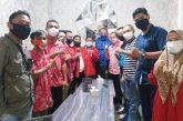 Silaturahmi PKPI dan Sat Intelkam Polrestabes Makassar.