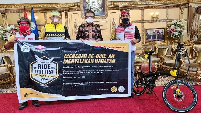 Bike2Work Indonesia.