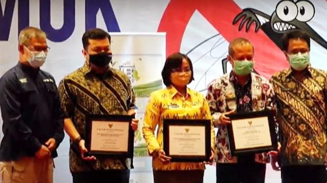 Penghargaan Kantor Bebas Nyamuk.