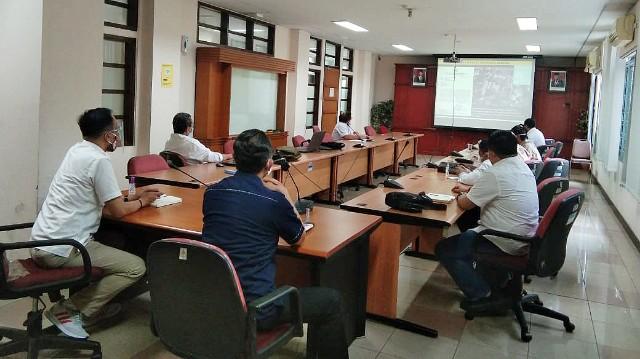 Pemaparan Dokumen Dossier Geopark Maros Pangkep.