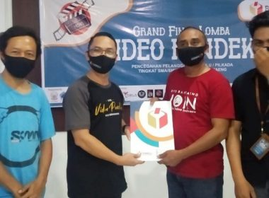 Media partner Lomba Video Pendek Bawaslu Bantaeng.