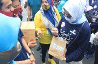 Doorprize Car Free Day Makassar.