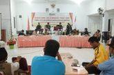 Musik pengiring Refleksi KPU Bantaeng.