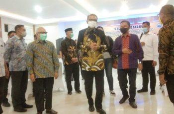 Milenial Nurdin Abdullah.