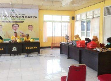 Plt Ketua DPD II Partai Golkar Bantaeng.